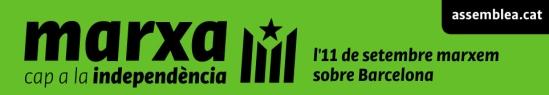 ANC - Marxa del 11S