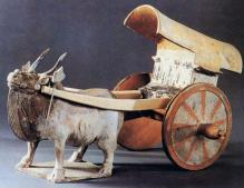 Carro amb bou